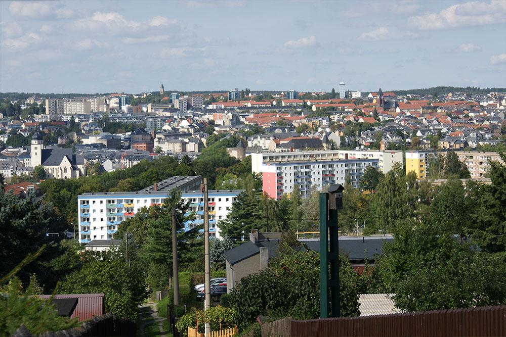 Wohngebiete