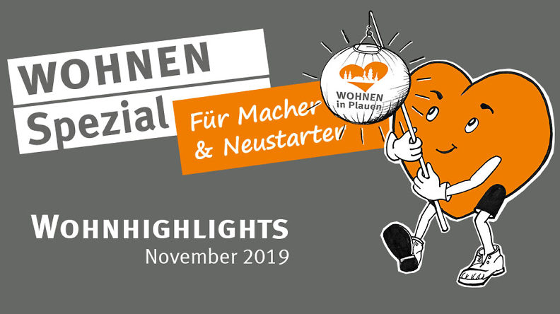 wohnungsbaugesellschaft Plauen-wohnhighlights November 2019