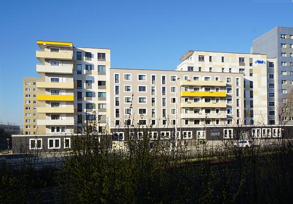 Firmensitz Wohnungsbaugesellschaft Plauen mbH und Immobilienservice Plauen GmbH
