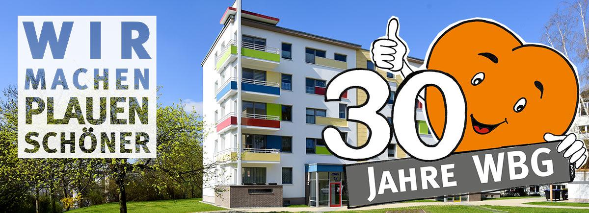 30 Jahre WbG Plauen - Bärenstraße 15/17